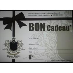 Bon Cadeau 75